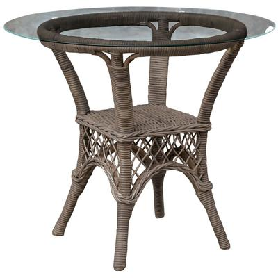 Panama Jack Seaside Stackable Dining Table - Base Only