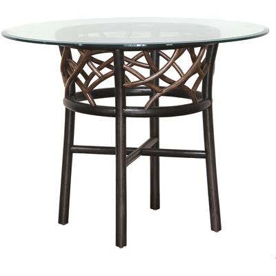 Panama Jack Trinidad Stackable Dining Table - Base Only
