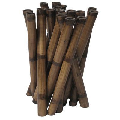 Panama Jack Kauai Bundled Bamboo Dining Table - Base Only