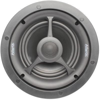 """6.5"""" 2 Way Thin Bezel In-Ceiling Single Speaker"""