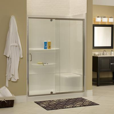 """Cove 1/4"""" Frameless Door and Panel"""