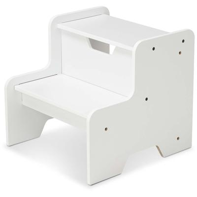 Step Stool - White