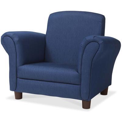 Child's Armchair - Denim