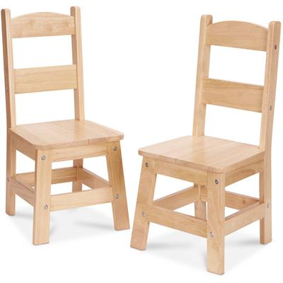 Two Chairs - Natural