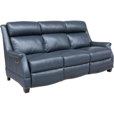 Warrendale Power Reclining Sofa with Power Head Rests