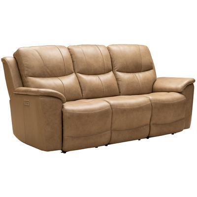 Kaden Power Reclining Sofa - Elliott Taupe