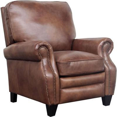 Briarwood Recliner in Leather - Wenlock Tawny