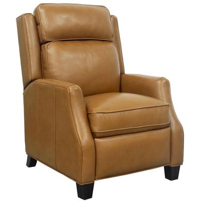 Nixon Recliner in Leather - Shoreham Ponytail