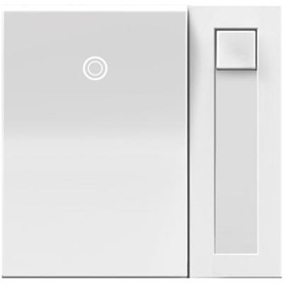 Adorne 450W Paddle Dimmer (CFL/LED/Incandescent/Halogen) - White