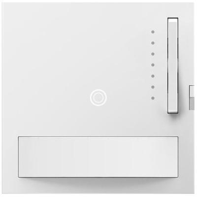 Adorne 700W SensaDimmer with Auto-ON/Auto-OFF (Incandescent/Halogen) - White