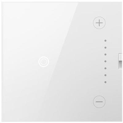 Adorne 700W Wi-Fi Ready Master Touch Dimmer (Incandescent/Halogen/MLV/Fluorescent/ELV/CFL/LED) - White
