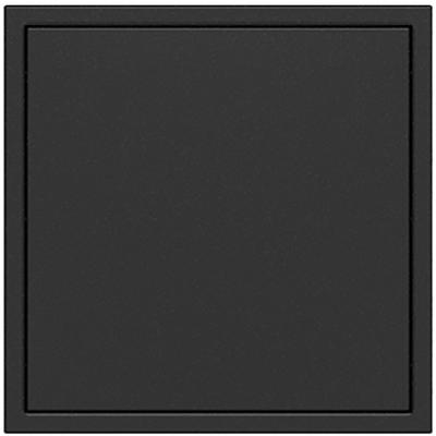 Adorne 20A 1-Gang Pop-Out Outlet - Graphite