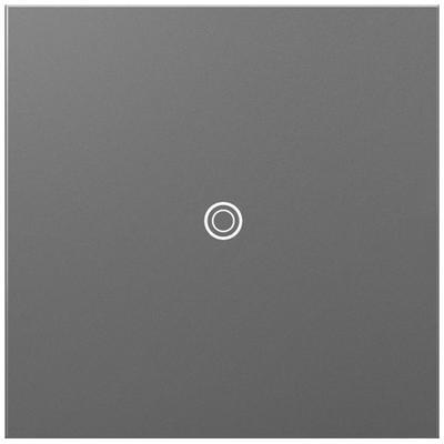 Adorne 15A sofTap Switch - Magnesium