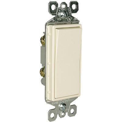 Radiant 1P Decorator Switch