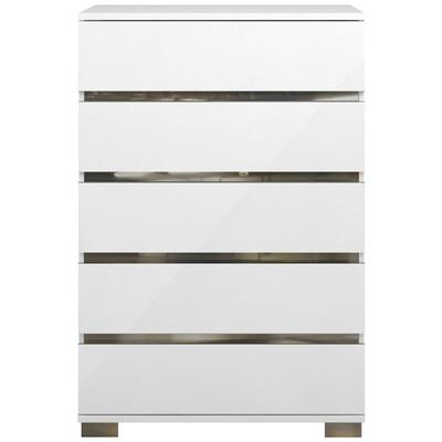 Vivente Icon 5 Drawer High Chest