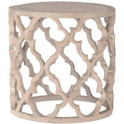 Clover Large End Table