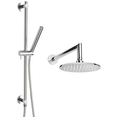 Complete Shower Package with Round Head