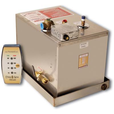 Day Spa 2-Room Steam Generator - 150 cu. ft.