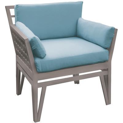 Newport Outdoor Chair Cushions - Sea Green
