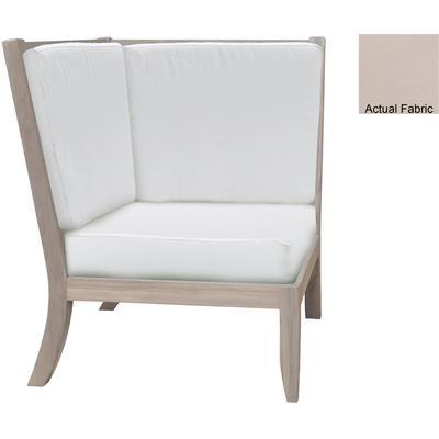 Hilton Corner Outdoor Chair Cushions - Cream
