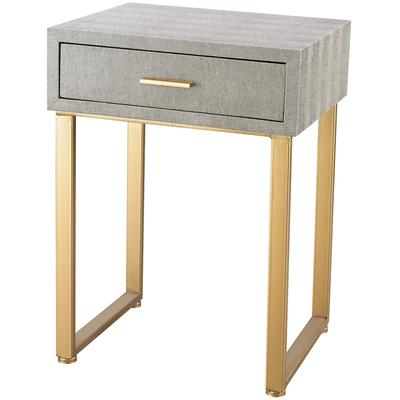 Beaufort Point One-Drawer Accent Side Table