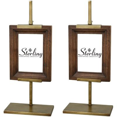 Set of 2 Rockford Small Picture Frames