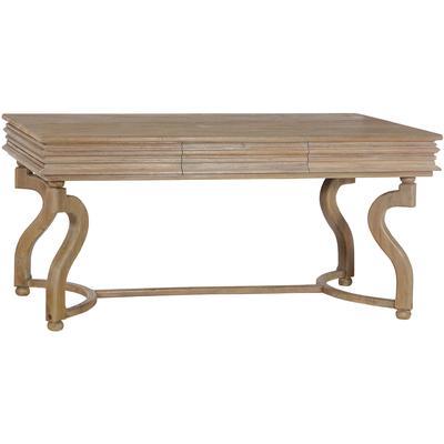 Charleston Three-Drawer Desk