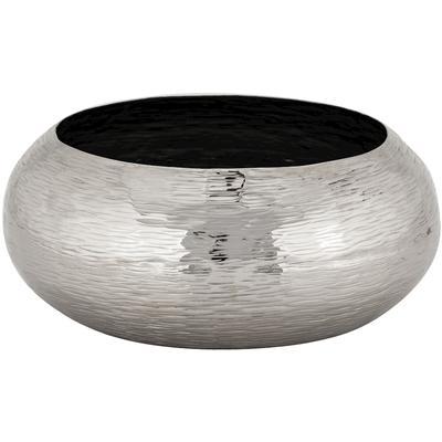 Finesse Large Hammered Oblong Bowl
