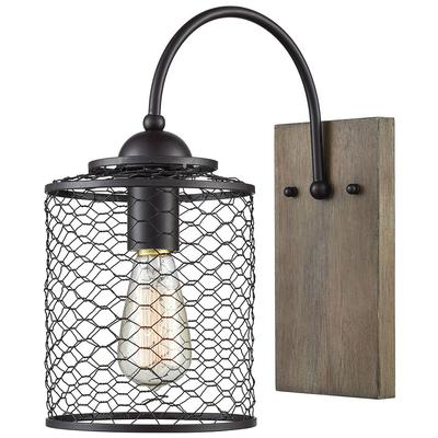 Eagle's Rest 1-Light Wall Sconce