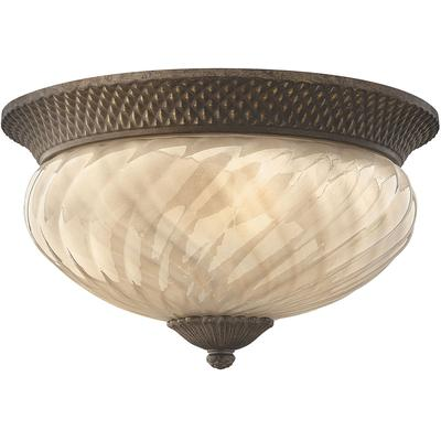 Plantation Outdoor LED Ceiling Light