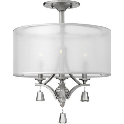 Mime Foyer Semi-Flush Mount