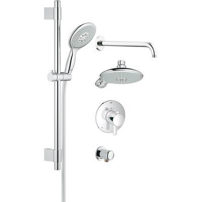 Grohflex Cosmopolitan Shower Set