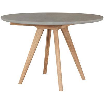 Perpetual Teak Viola Dining Table