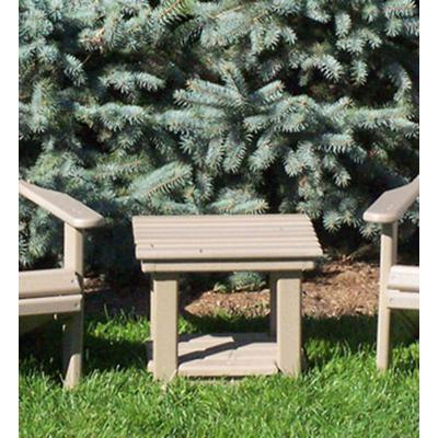 """Children's 13"""" x 15"""" End Table"""