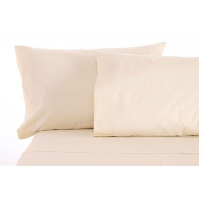100% Organic Cotton King Sheet Set - Ivory