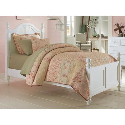 Lake House Payton Arch Twin Bed - White