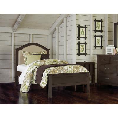 Highlands Twin Upholstered Bed