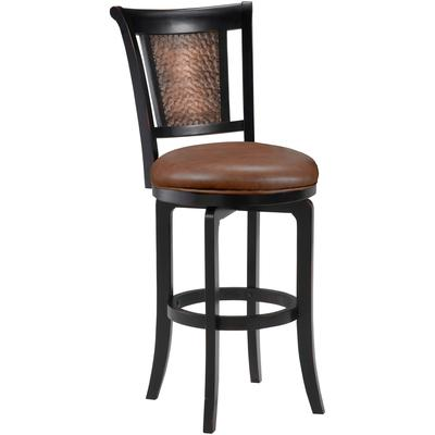 Cecily Swivel Counter Height Stool