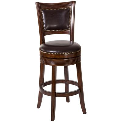 Lockefield Swivel Bar Height Stool