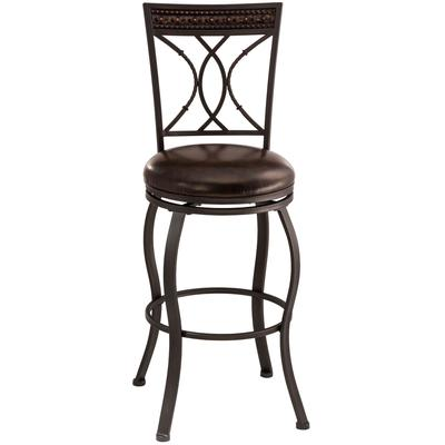 Kirkham Swivel Bar Height Stool