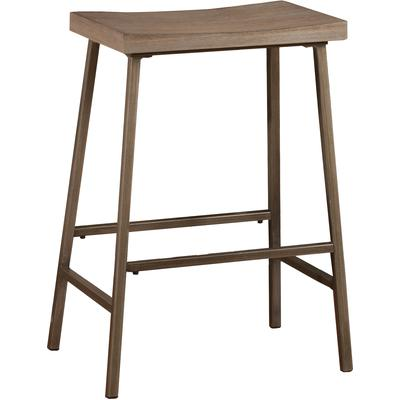 Kennon Backless Non-Swivel Counter Height Stool