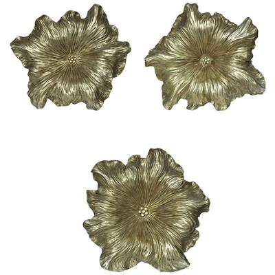 Bloom Hanging Wall Décor - Set of 3