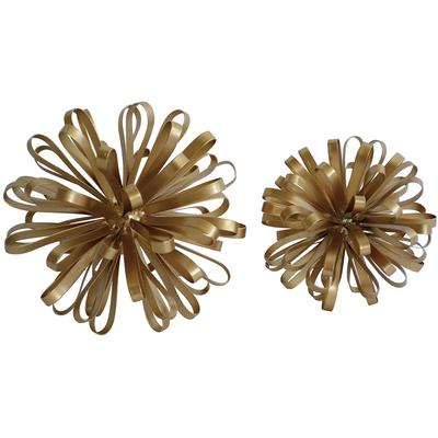 """""""Sphere 2"""" Table Top Decor - Set of 2"""