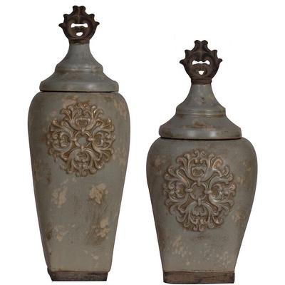 Tuscana Vases - Set of 2