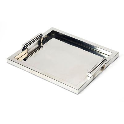 Hors D'oeuvres Morante stainless steel rectangular serving tray