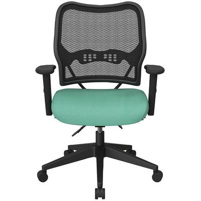 Deluxe Chair with AirGrid Back - Jade