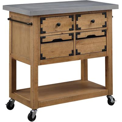 Austin Kitchen Island