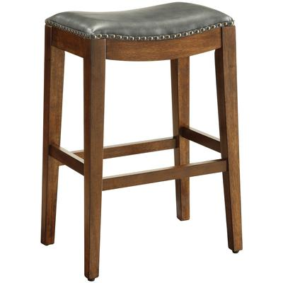 "Metro 29"" Saddle Stool"