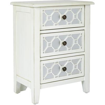 Miramar Storage Cabinet - Antique Beige