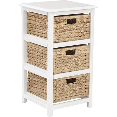 Seabrook Three-Tier Storage Unit